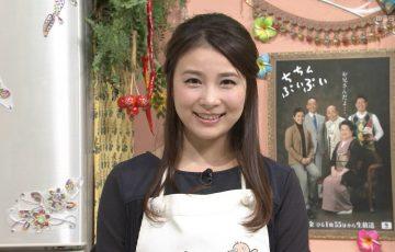 前田阿希子アナ