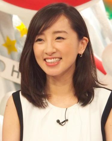 西尾由佳理アナが現在、妊娠後の...