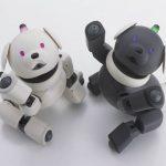 犬型ロボットaibo