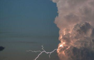 ラピュタの積乱雲